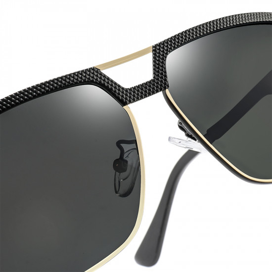 HD CRAFTER SC006 POLARIZED SUNGLASSES MIRROR LENS