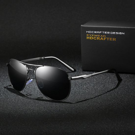 HD CRAFTER E011 Fishing Drive Polarized Sunglasses for Men