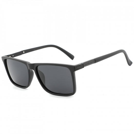 HD CRAFTER E015 POLARIZED SUNGLASSES CLASSIC STYLISH GLASSES
