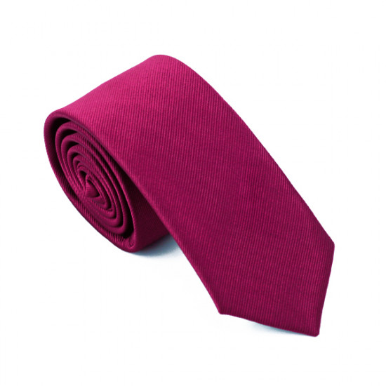 Solid Color Slim Neckties for men