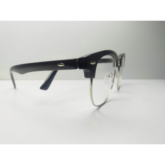 Semi-Rimless-non-Polarized-Sunglasses